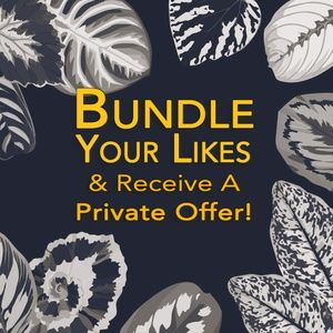 Add 2+ Likes to a Bundle!